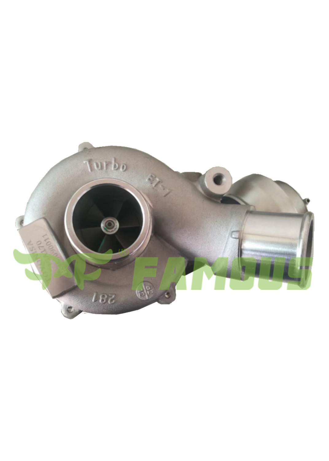 Specifications of RHV4 VT16 turbo:Commodity turbocharger ; Model Number RHV4 VT16; VAD20022; 1515A170; Application for Mitsubishi Triton 2.5L D 4D56