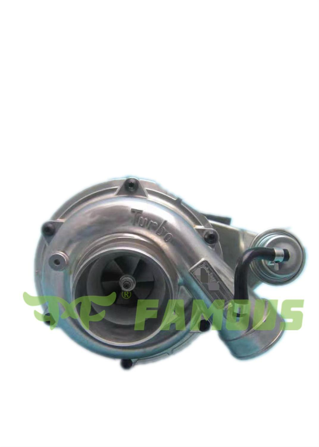 RHE6 Turbochargers, Part Number: 8980787791. Used for: Hino, Isuzu and Yanmar