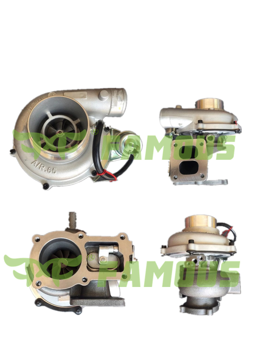 14201-z5905 702172-12 17030706 GT3576DL 6hk1 turbo for isuzu